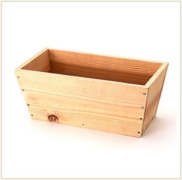 プランター ウッドボックス