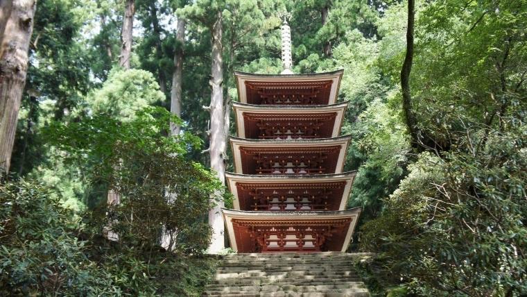 奈良の紅葉,室生寺